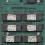 EPROM chips