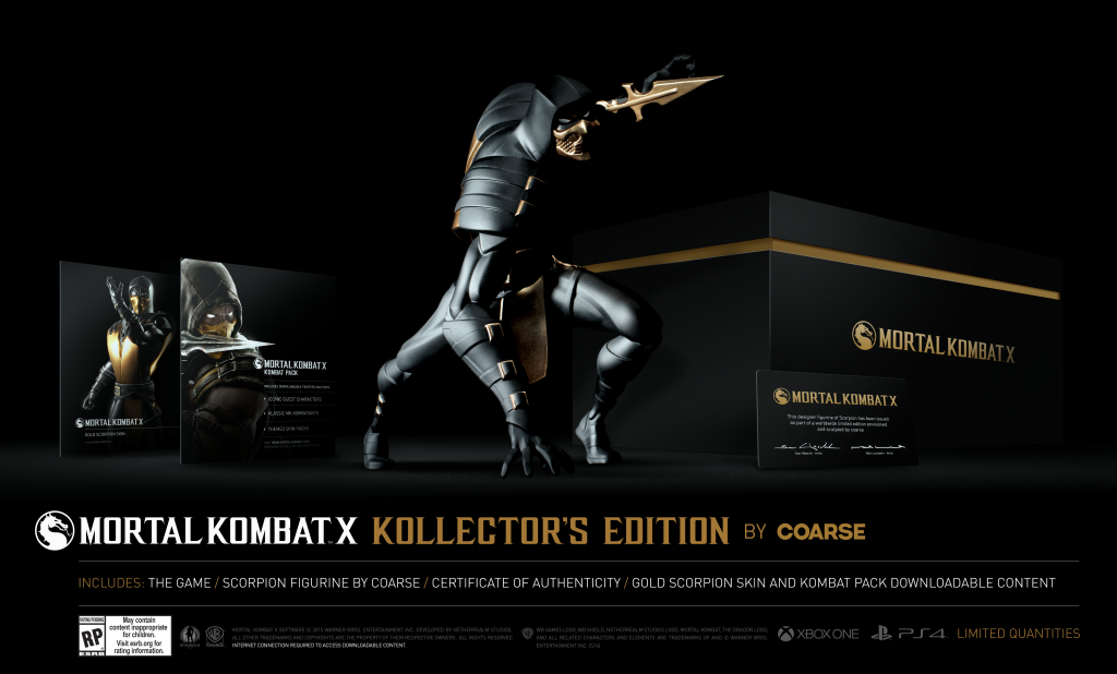 Mortal Kombat X_Kollector's Edition